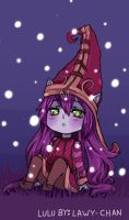 Lulu by lawy-chan