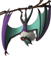 Noivern by TVCranium