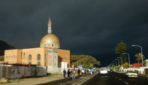 Military Road Mosque, aligned. by AfricanObserver