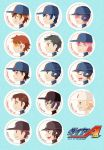 Ace of Diamond strap by PlainPaper