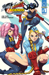 Cammy Legends - Alt. Cover B #1 by Robaato