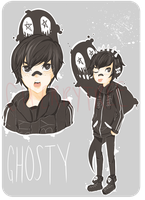 Ghosty Auction [CLOSED] by barnaboo