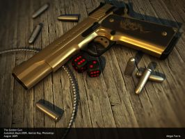 The Golden Gun by megratoe