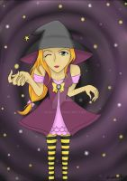 Adorable Witch by Mana-L