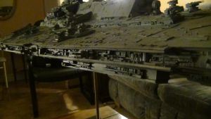 BELLATOR CLASS STAR DESTROYER new lighting bg 4 by THE-WHITE-TIGER