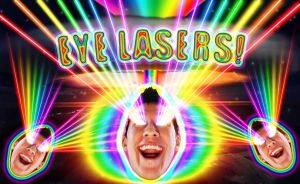 Markiplier EYE LASERS by GEEKsomniac