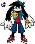 Klonoa New Look???? by LillithMalice