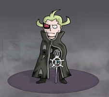 Black and White 2: Ghetsis by Flashpole