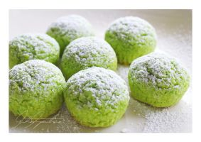 Mini Key Lime Muffins by VintageWarmth