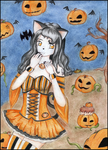 13 Pumpkins by Karotka01
