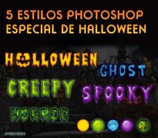 Estilo halloween by XvideokidX