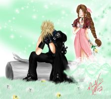 And He Weeps for Her by SassyLilPanda