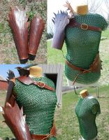 SOLD Bark Armor by Plus3Defense