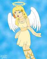 Their Guardian Angel: Marissa by ProjectSNT