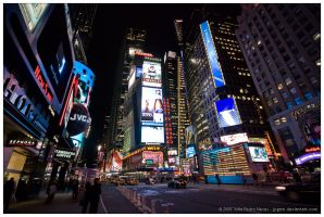 NYC - Times Square by jpgmn