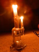 Candles by CheshireGrrrl