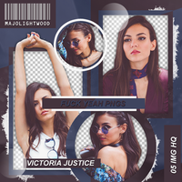 Pack Png: Victoria Justice #416 by MockingjayResources