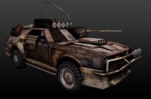 Military vehicle by amaterasu111