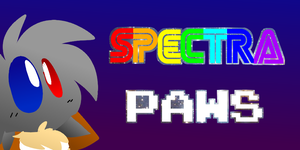 SpectraPaws LOGO by spectrapaws