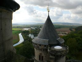 Castle Marienburg 2 by wollibear
