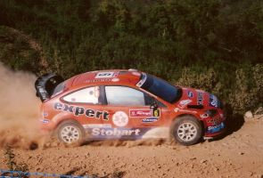 2009, Henning Solberg, Ford,Malhao, Rally Portugal by F1PAM