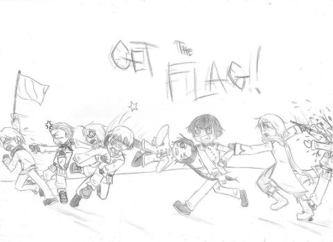 APH - GET THE FLAG by HazyWing