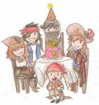 A Pirate Ninja Birthday by superfreak333