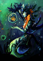 Nami by superturtlethefirst