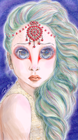 The Stars In Her Eyes by PauMie