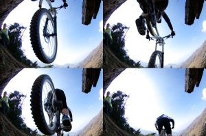 Downhill jump by voldemometr