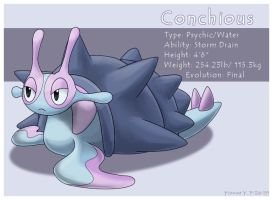 Conchious by princess-phoenix