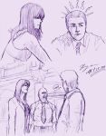 The Mentalist sketch 02 by tryvor