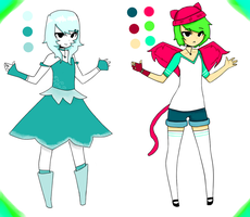 [CLOSED]  Girl Adopts by Ink-Raine-Adopts