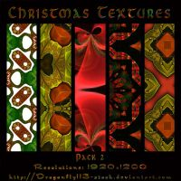Christmas Textures Pack 2 by BFstock