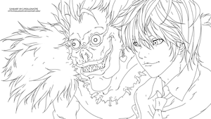 Death Note by HollowCN