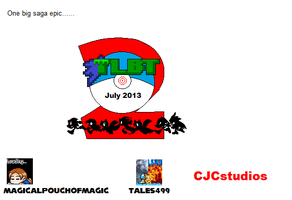 TLBT Comix Issue Saga 2 Teaser Poster by Tales499