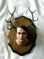 Hannibal wall decor by Switchum
