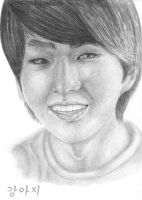 young Onew by Vampiano