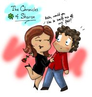 The Chronicles of Sharon by CyberPhantom