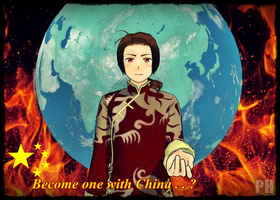 BECOME ONE WITH CHINA? by PatchiiHeartfilia