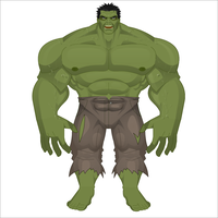 Hulk by All10