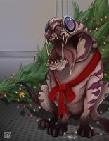 Urz's Christmas by LemonSherman