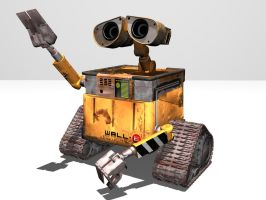 Full Walle by philbot