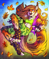 Autumn Child by Neotheta