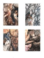 cards for gifts by Sunima