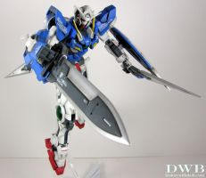 MG Gundam Exia by Bang-Doll-SSI