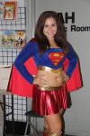 Supergirl at the Con by VoiceofSupergirl