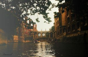 Bridge of Sights ~ Cambridge by iNaturel