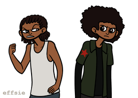 Boondocks by KreedKafer