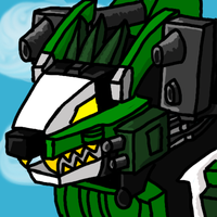 23 minute Liger Zero Panzer by MidnightLiger0